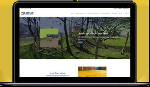 SEO für Landschaftsarchitekturbüro Fässler Freiraumplanung